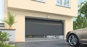 Porte de garage porte sectionnelle habitat industrie for Porte de garage mca
